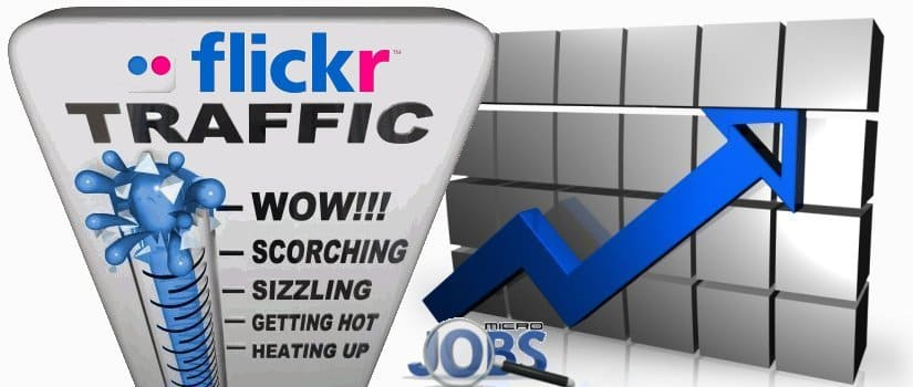 Buy Flickr Web Traffic
