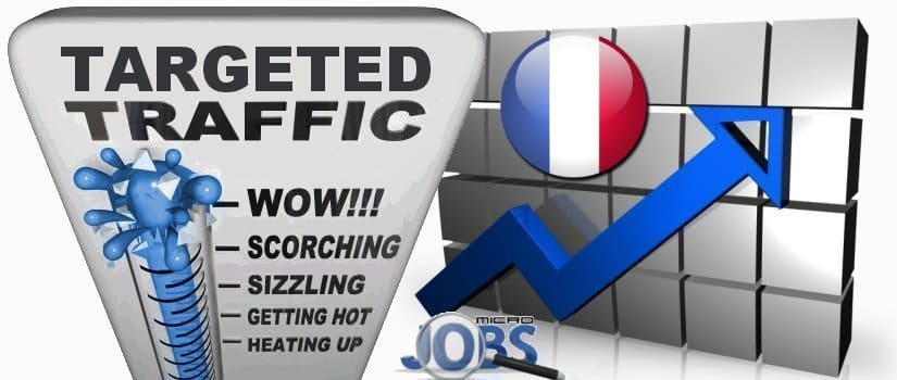 Buy Targeted France Traffic
