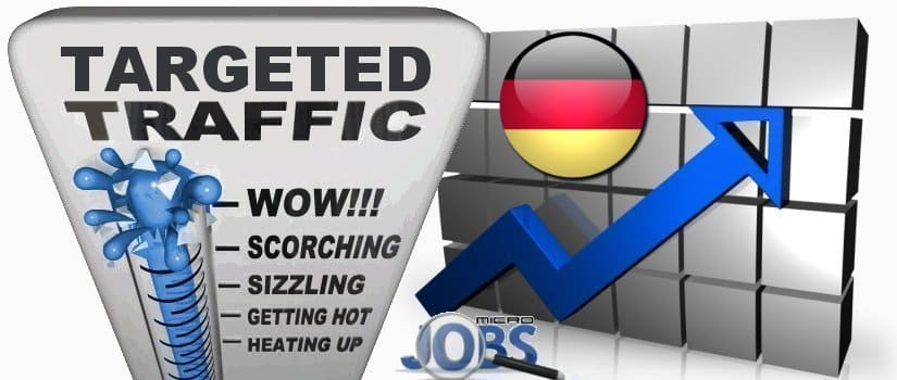 Buy Targeted Germany Traffic