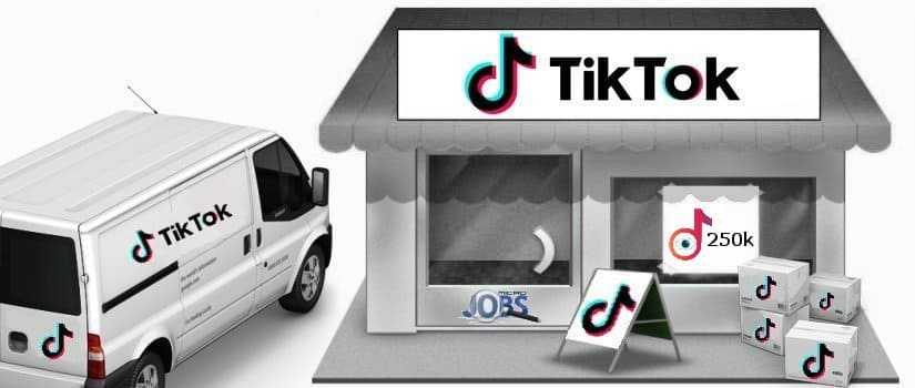 Buy 250.000 TikTok views