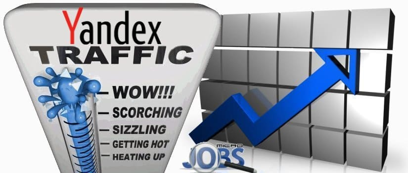 Buy Yandex Web Traffic